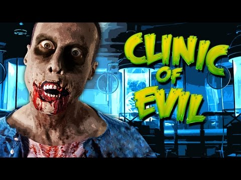 SUPER ZOMBIES! CLINIC OF EVIL★ Call of Duty Zombies