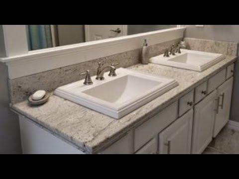 DIY Bathroom Remodel On A Budget Metallic Walls Granite Extraordinary Low Budget Bathroom Remodel Painting