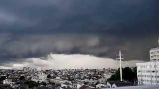メソサイクロン? 2014年6月29日東京目黒区 Part1