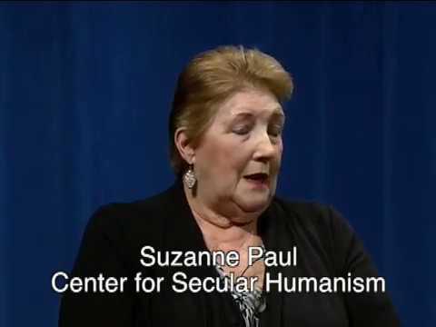 Atheists Speak Up #102 - Suzanne Paul