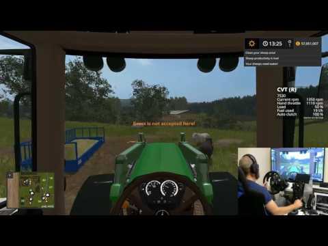 farming simulator 2017 Drumard Farm back to the old farm