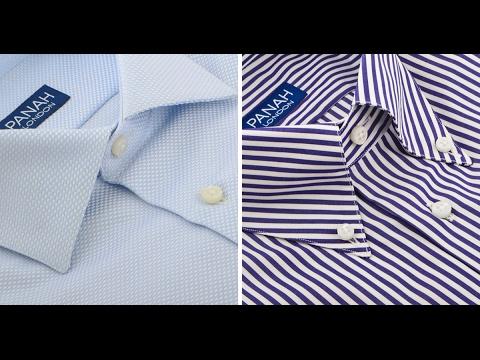 Bespoke Shirts London | Jermyn Street Shirts | Luxury Men's Shirts - panahlondon.com