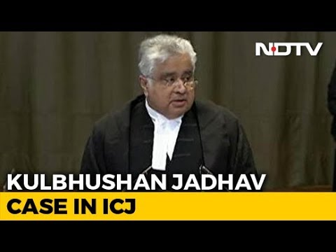 Pak Embarrassed To Disclose Charges Against Kulbhushan Jadhav, Says India