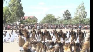 KARATE & ACROBATE ADMINISTRATION POLICE OF KENYA - 53RD PASSOUT PARADE