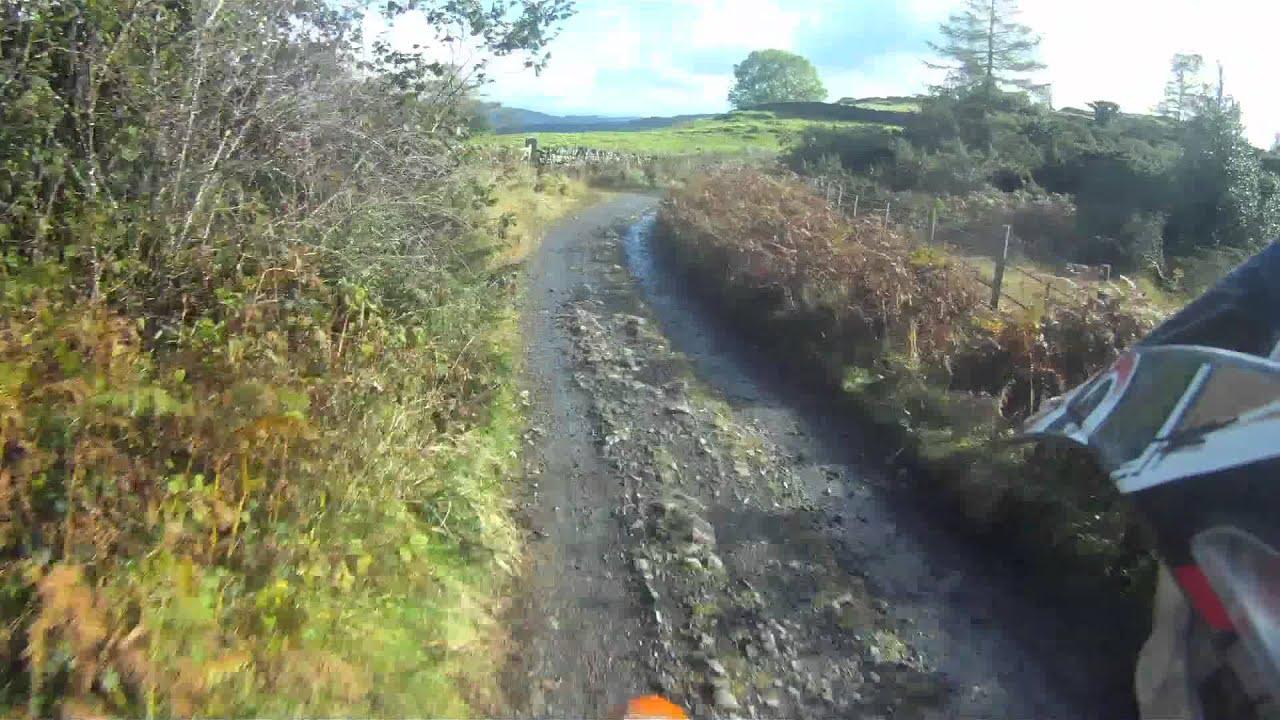 Download GoPro ktm 200 green laning cumbria 15-10-2012