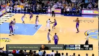 Scott Hastings on the Sacramento Kings