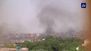 وزارة الخارجية تتابع أوضاع الأردنيين في السودان (3/6/2019)