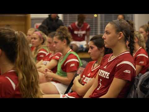 90b4d2d70 2018 WSOC vs Duke Cinematic Recap - YouTube