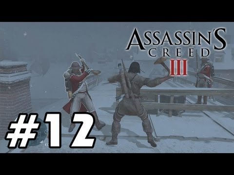 Assassin's Creed 3 'Playthrough PART 12' TRUE-HD QUALITY