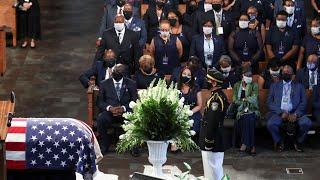 John Lewis funeral in Atlanta