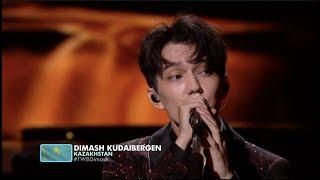 Dimash покоряет АМЕРИКУ! The World's Best 2019.