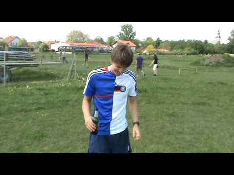 Fussballgolf Dirmstein Loch7 Ralf Bindewald
