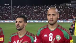 العالم الرياضي 08/10/2017 - الفوز المهم للمنتخب الوطني المغربي على الغابون بثلاثية نظيفة