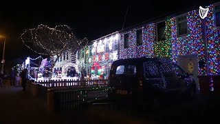 Finglas house's Christmas lights become national attraction