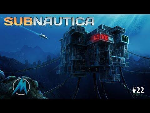 Subnautica - Na akkor hol is tartottunk?! :D #22