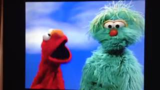 Sesame Street Elmo And Rosita Feels Happy From Play With Me Sesame Sing With Me
