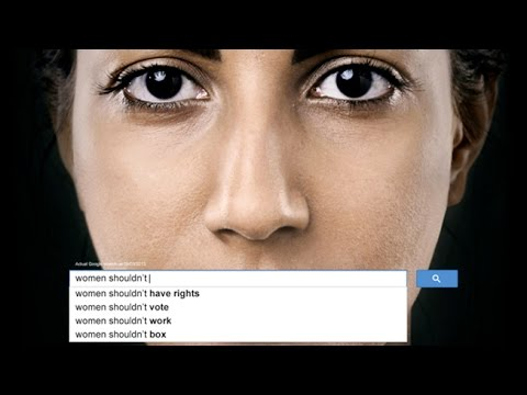 UN Women - The Autocomplete Truth