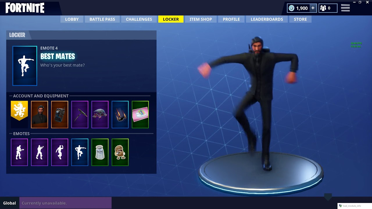 best mates fortnite emote - best mates fortnite dance 1 hour