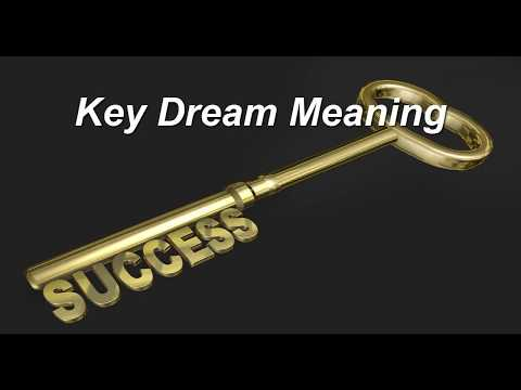 Key Dream Meaning