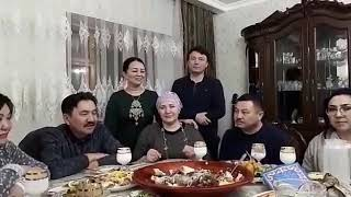 В гостях у Димаша Кудайбергена