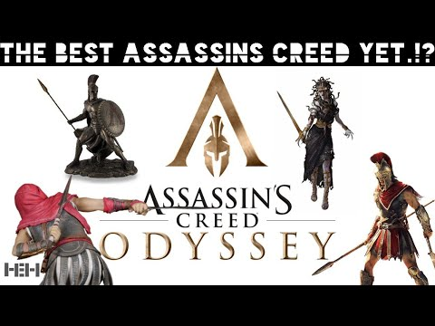 Why Assassin's Creed Odyssey is an Elite Title of 2018 |