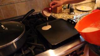 Breakfast In Bed (whole Wheat Pancakes) : Father's Day Edition