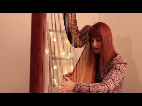 Shallow - Lady Gaga, Bradley Cooper / A Star Is Born SOUNDTRACK (Harp Cover)