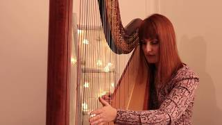 Shallow Lady Gaga, Bradley Cooper A Star Is Born SOUNDTRACK Harp Cover.mp3