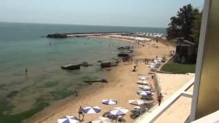 Отель Нимфа 3*, Болгария, Ривьера - Hotel Nympha, Bulgaria, Riviera (2012)