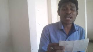 amma amma Raghuvaran BTech song by suresh IIIT Basar MME2015