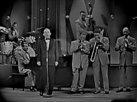 Bing Crosby ROCKS With Jazz Greats!