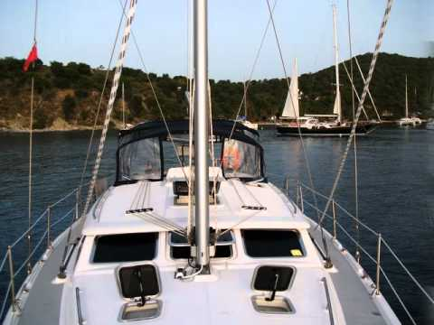 British Virgin Islands Sailing June 2012