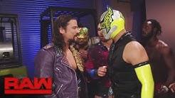 Chaos erupts among the Cruiserweights: Raw, Nov. 14, 2016