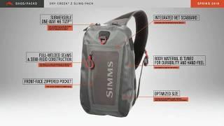 Dry Creek Z Sling Pack