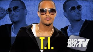 T.I. on His Podcast 'Expeditiously', Candace Owens, Jay Z & Kaepernick + A Lot More!