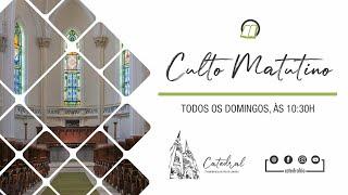 Culto Matutino   Igreja Presbiteriana do Rio   15.11.2020