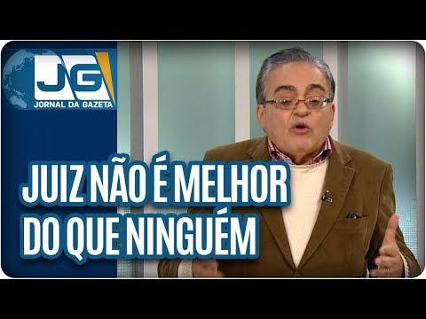José Nêumanne Pinto / Juiz não é melhor que ninguém pra ter aumento na crise