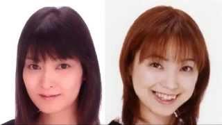 【締まりがない】金田朋子をディスる川澄綾子「半目で口が空いてるw」 ...