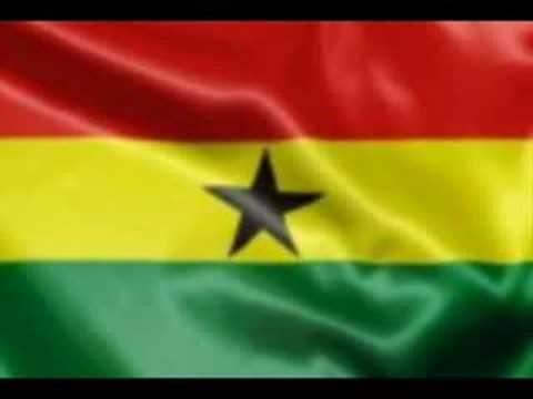 God Bless Our Homeland Ghana - National Anthem of Ghana