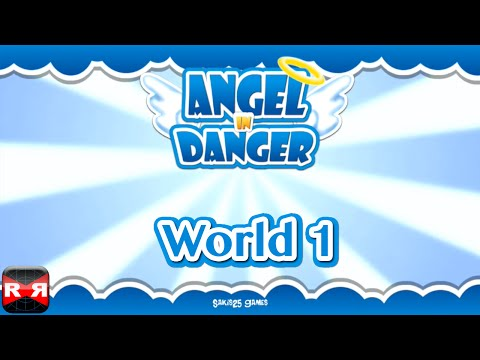 Angel in Danger 3D - World 1 - iOS - HD Gameplay Trailer