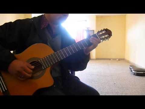dil ko from movie RHTDM (GUITAR INSTRUMENTAL) by nakul thapa