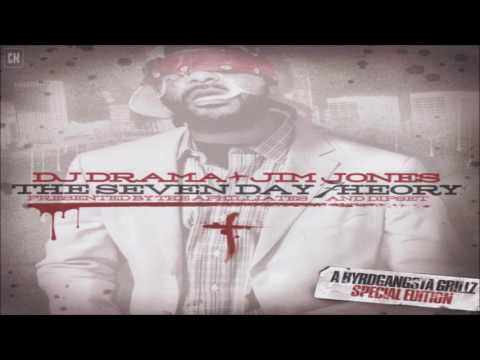 Jim Jones - The Seven Day Theory (ByrdGangsta Grillz) [FULL MIXTAPE + DOWNLOAD LINK] [2006]