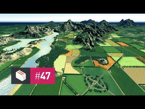 Let's Design Cities Skylines — EP 47 — Agricultural Farms