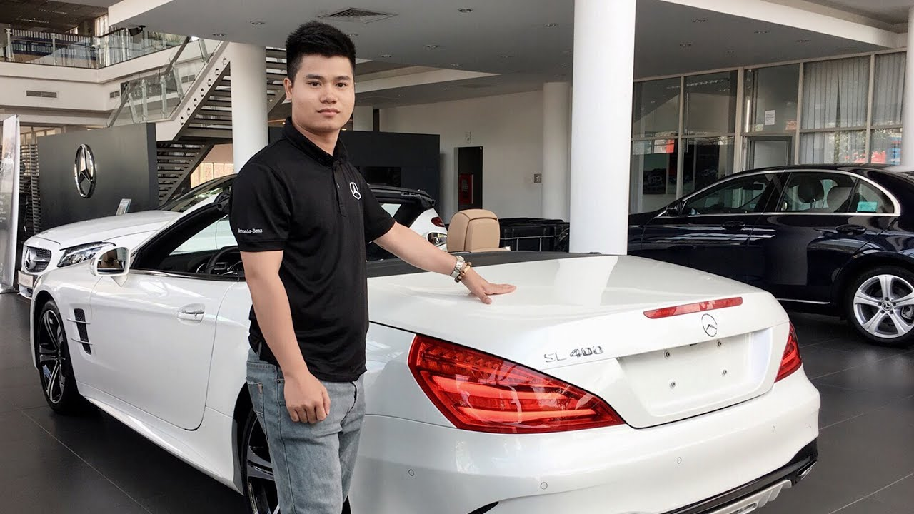 Mercedes SL400 2019 Siêu Phẩm Xe 2 Cửa Mui Trần Thể Thao Độc Nhất Tại Việt Nam