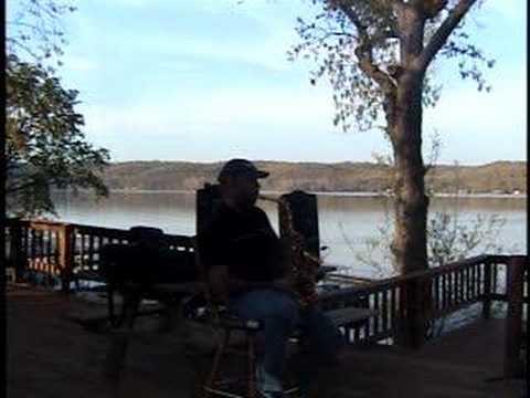 Leon van Zweel Grand Lake Oklahoma Live Musician