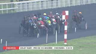 Vidéo de la course PMU PRIX DE VIC-BIGORRE