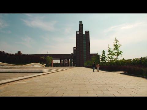 Bekijk de toekomstige campus van de University of Groningen Yantai
