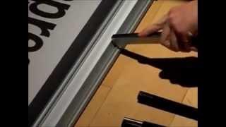 Мобильный стенд Mark Bric Impression 1(Компактный мобильный выставочный стенд L-типа от известного мирового производителя выставочных конструкц..., 2012-08-08T12:35:35.000Z)