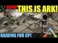 Raiding For CP! | VsPVP: This Is ARK | ARK: Survival Evolved! Ragnarok Map | S4:EP27