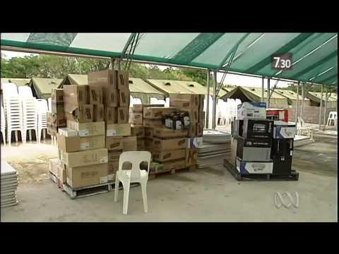 Nauru Foreign Minister reacts to asylum seeker arrivals